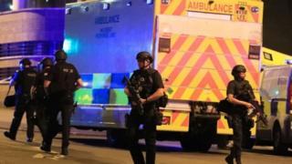 L'incident est traité comme étant ''terroriste'' selon la police.