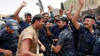 Ingabo za Iraq zigiba zifate Mosul