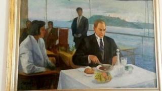 Atatürkün tablosu