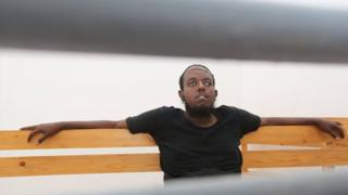Hassan Hanafi in court