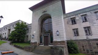 Newport coroners court