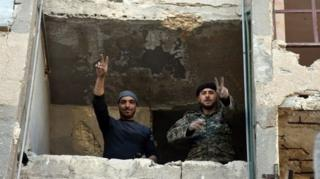 نیروهای دولتی حملات خود به حلب را از ماه سپتامبر آغاز کردند