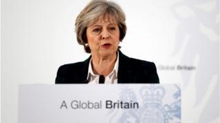 Theresa May, Prime Minister