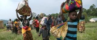 Impunzi nyinshi za Congo zahungiye mu gihugu kibanyi ca Uganda