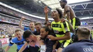 Huddersfield Town washerehekea