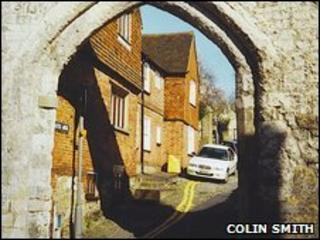 Castle Arch, Guildford