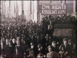 Civil rights march, Bloody Sunday