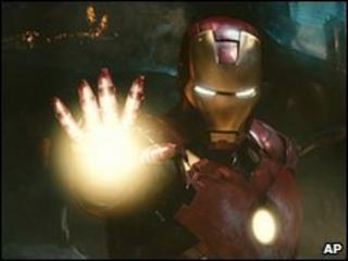 Robert Downey Jr as Iroan Man