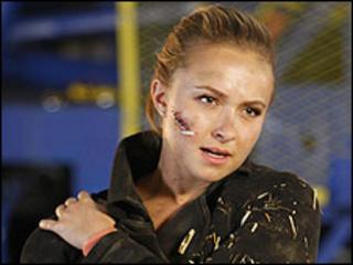 Claire Bennet in Heroes