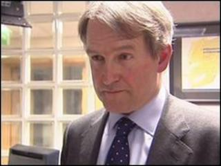 Owen Paterson is the new Northern Ireland Secretary