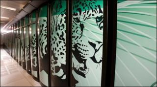jaguar supercomputer