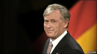 Horst Koehler (file pic)
