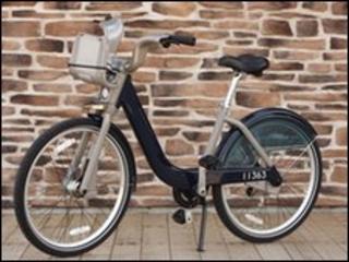 Bicycle scheme