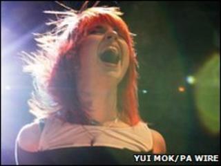 Hayley Williams, Paramore