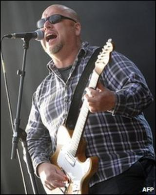 Black Francis of The Pixies