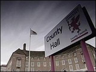 Somerset County Council offices