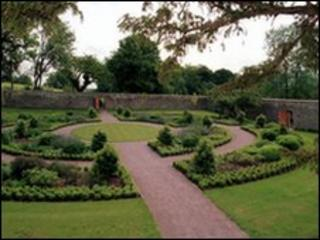 Aberglasney Gardens, Carmarthenshire