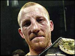 Former WBU title holder Eamonn Magee