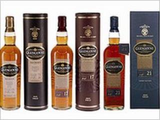 Glengoyne whisky range