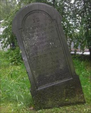 Jewish cemetery in Grodzisk Mazowiecki