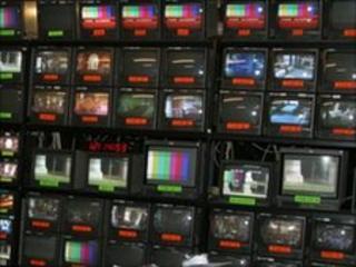 TV monitors
