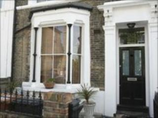 The house in Homerton