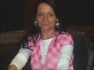 Elezbieta Kinczyk, a 23-year-old Polish mother missing from her home in Warwickshire
