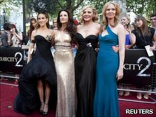 Sex and the City 2 UK premier