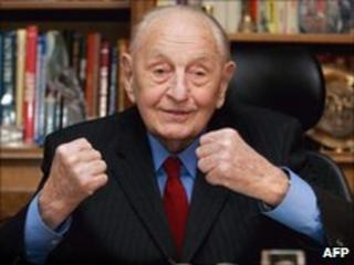 Gen Marcel Bigeard (picture from February 2008)
