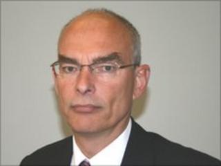 Oxford director of city services Tim Sadler