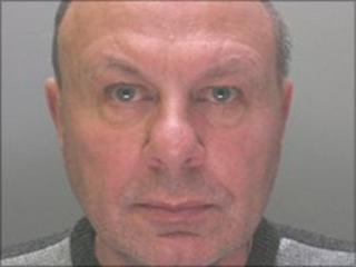 Rapist Geoffrey Davey