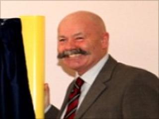 Councillor Jim Docherty