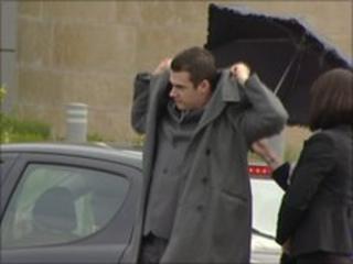 Raymond McPhee at court