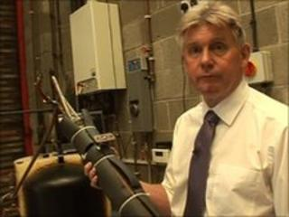 John Willis of Willis Renewables