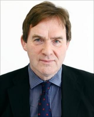 David Anderson, newly appointed director of National Museum Wales