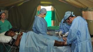 Operation. Pic: Merlin/Jeroen Oerlemans