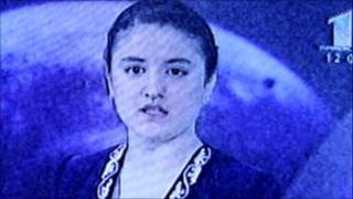 Zarina Rahmonova