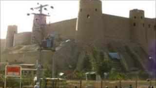 Herat fortress