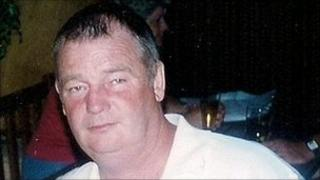 Chris Kelly who was found with multiple stab wounds in Marshall Road, Oldbury