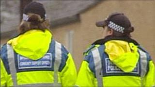 Police Support Community Officers (generic)