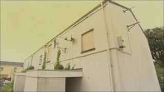 Closed flat in Bodmin