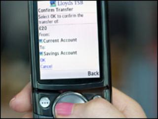 NI people are reluctant to use their mobiles for banking and buying