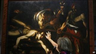 """""""Martyrdom of St Lawrence is unveiled"""