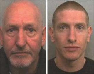 Philip and Justin Pearce - Avon and Somerset Constabulary