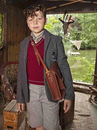 Daniel Roche in Just William