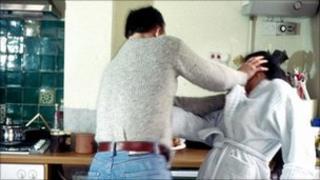 Domestic violence - generic image