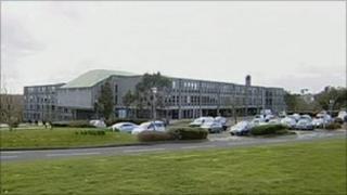 New County Hall, Truro