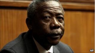 Jackie Selebi in court 3 August 2010