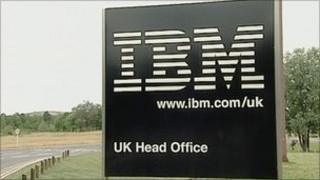 IBM in Portsmouth