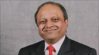 Councillor Pervez Choudhry